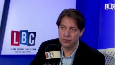 Alberto Testa Criminologist -LBC Interview