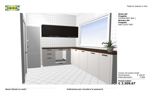 Progetto Preventivo Acquisto Cucina Ikea Senza Errori E Subito A