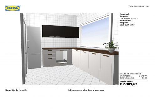 Emejing Configuratore Cucina Ikea Images - bakeroffroad.us ...