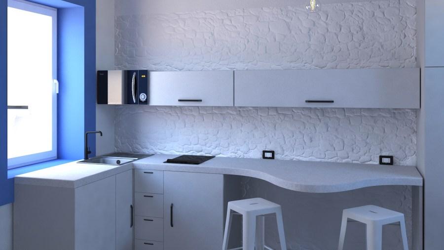 Mostrare interni di Mediterraneo House.