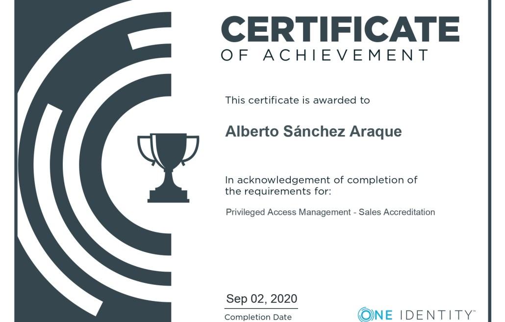 Safeguard Sales Accreditation