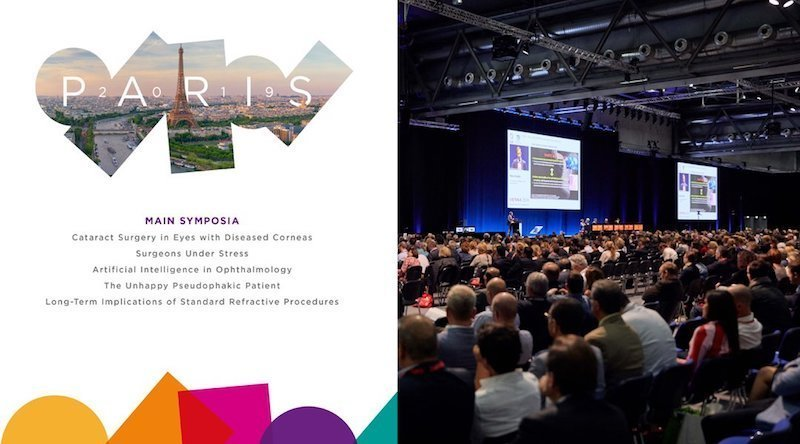 37th escrs main symposia