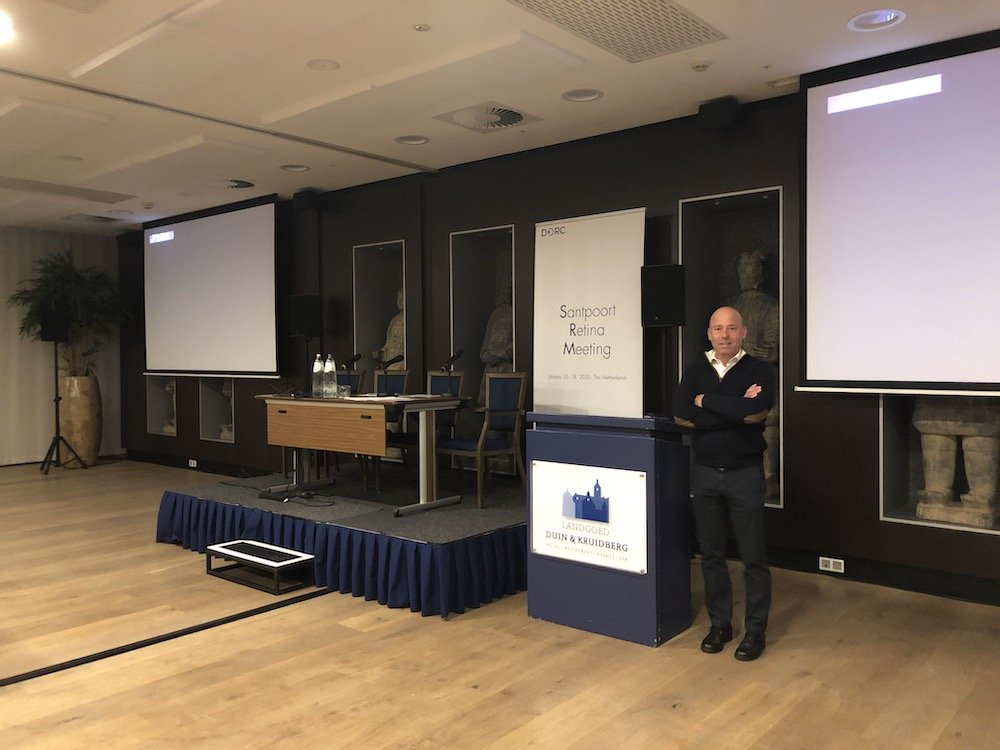 Santpoort Retina Meeting 2020 2