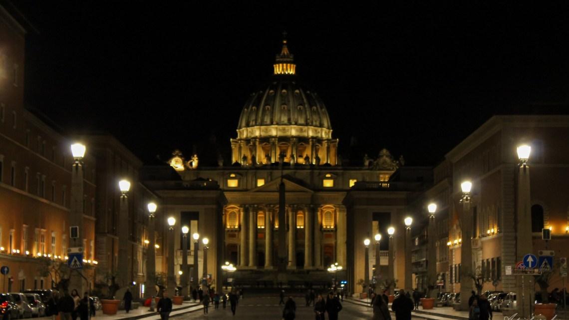 Cinco días en Roma