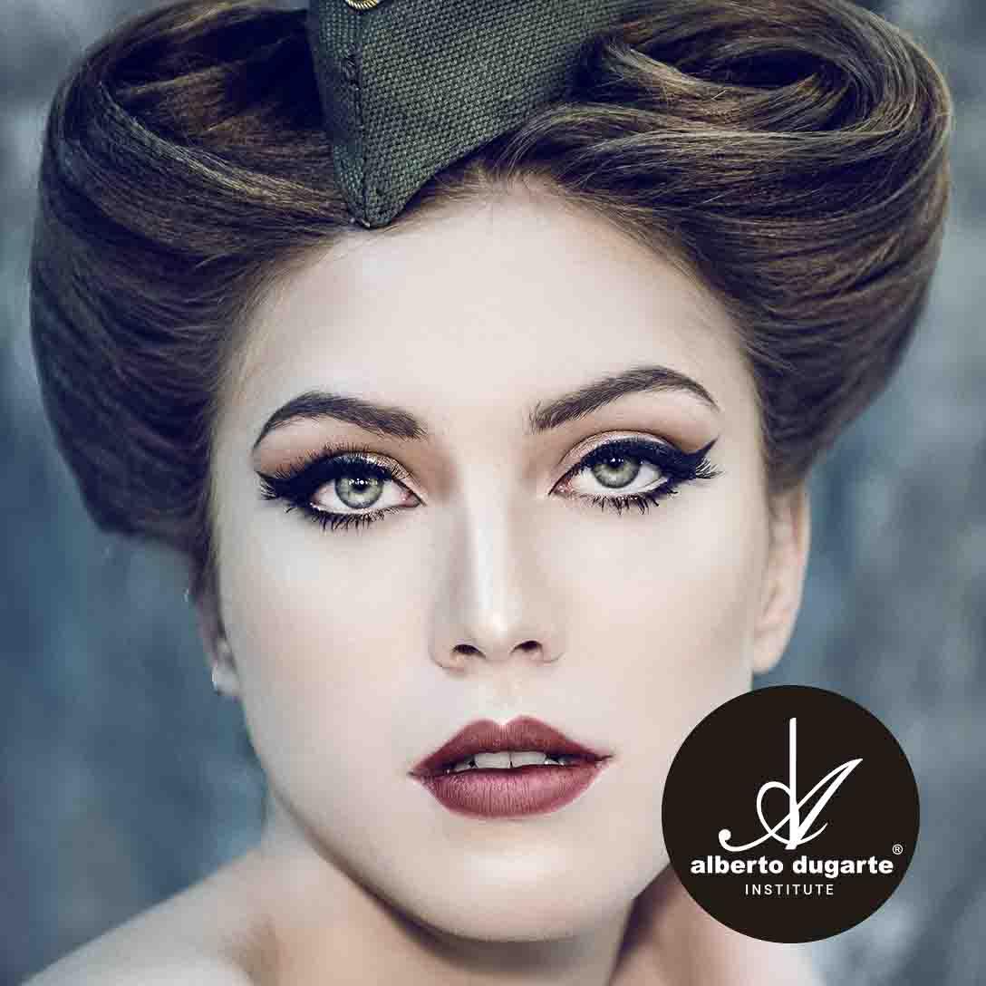 Curso maquillaje madrid examen (16 de 34)