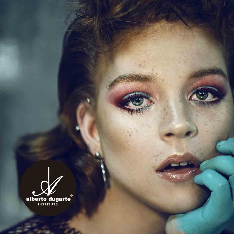 Curso maquillaje madrid examen (17 de 34)