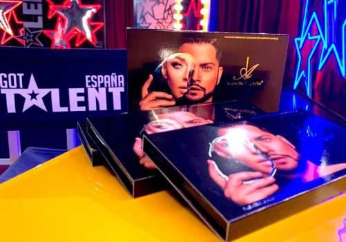 La Paleta Oficial de los Maquilladores de Got Talent