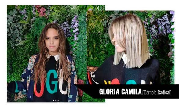 Gloria Camila Peluqueria Cambio Radical