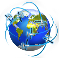 GPS-satelite-globe2