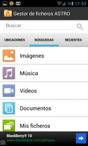 Administradores de Archivos en Android (2/2)