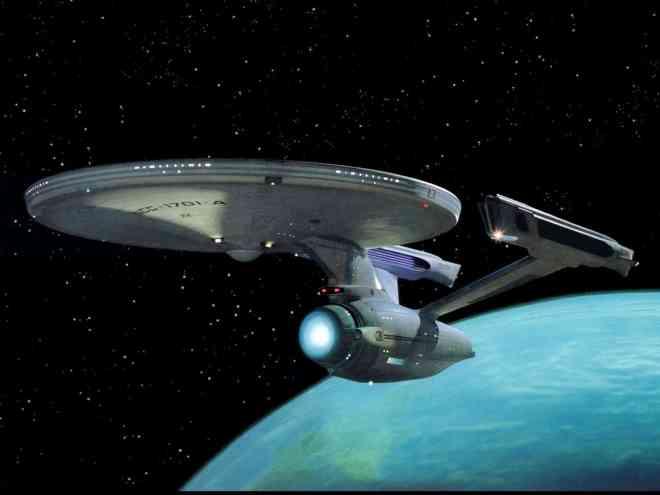 Neflix hará que lleguemos a la Enterprise