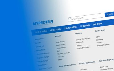 MyProtein: Example of Digital Marketing Strategy