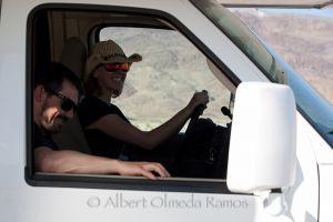 Faby y Guaje en el Far West