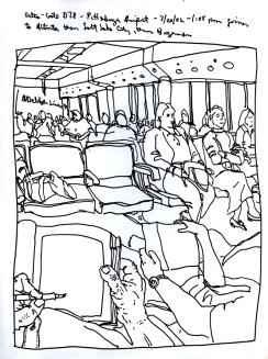 Sketchbook R 16 - Pittsburgh International Airport, Pittsburgh, PA
