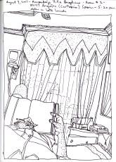 Sketchbook J 16 - Argoños, Spain