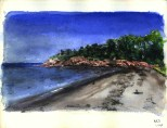 Sketchbooks L 4 - Magnolia Beach, MA