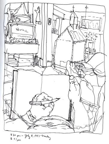 Sketchbooks K 2 - Home - Dunkirk, NY