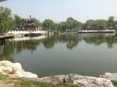 Campus, sede di Consevatorio Italia a Pechino