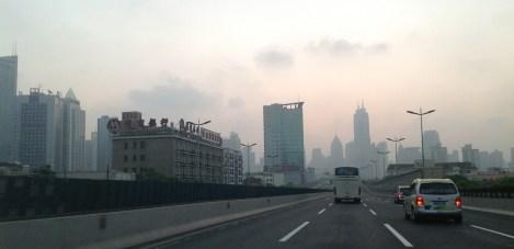 Shangahi, 6 am
