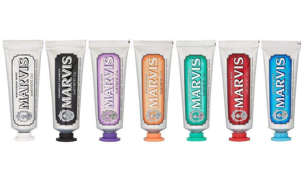 marvis fashion luxury toothpaste