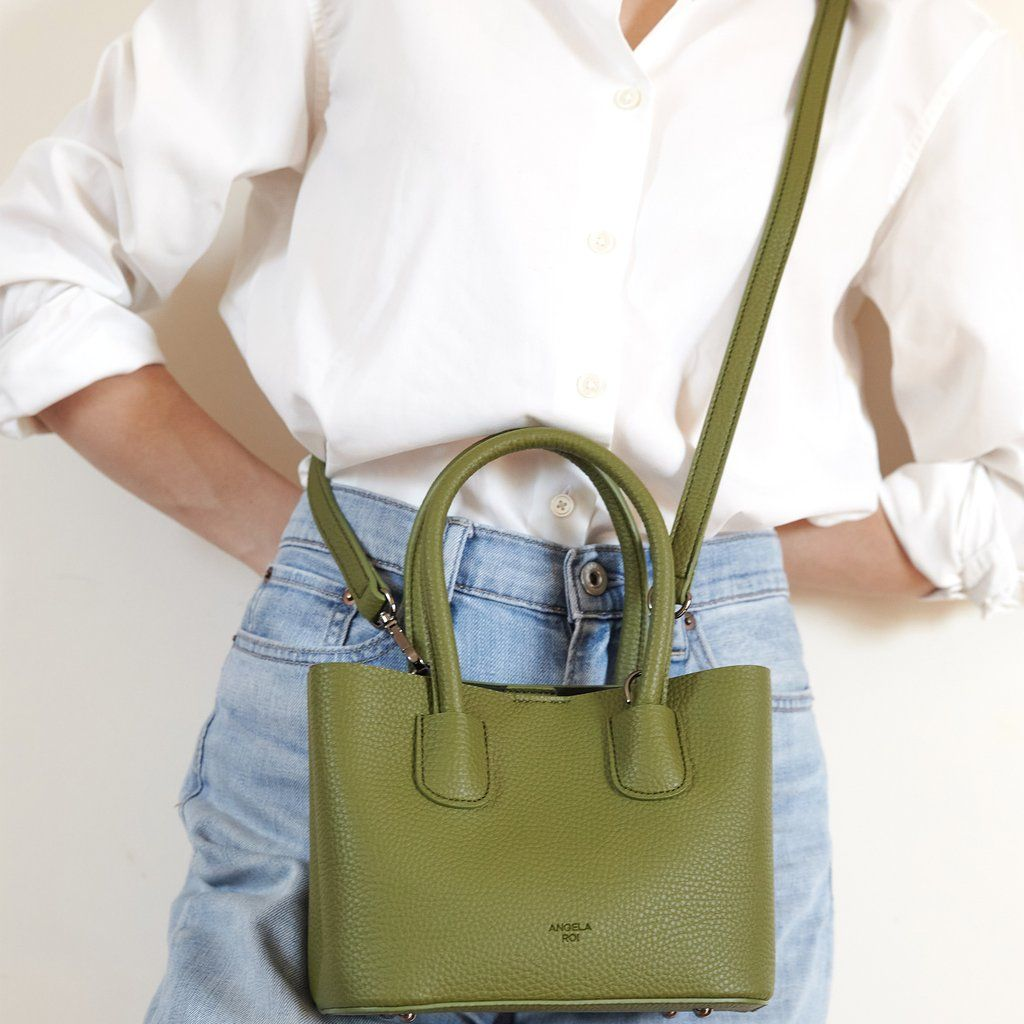 sustainable ethical vegan bag