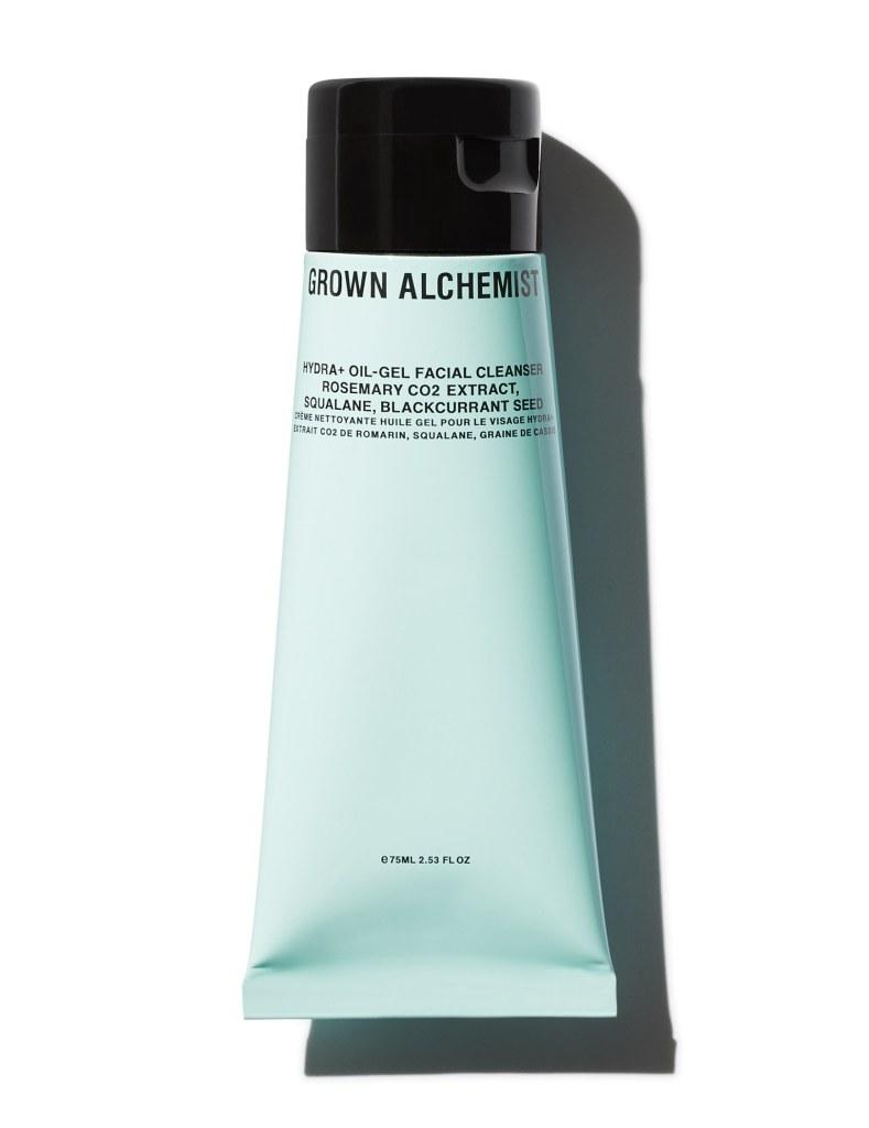 mens skincare routine cleanser grown alchemist