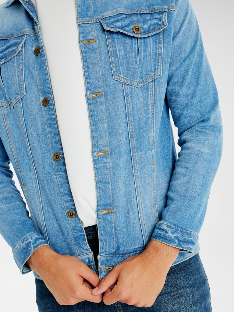 outland denim sustainable menswear