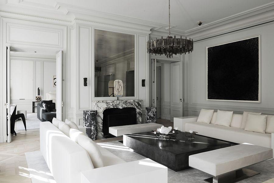joseph dirand paris apartment