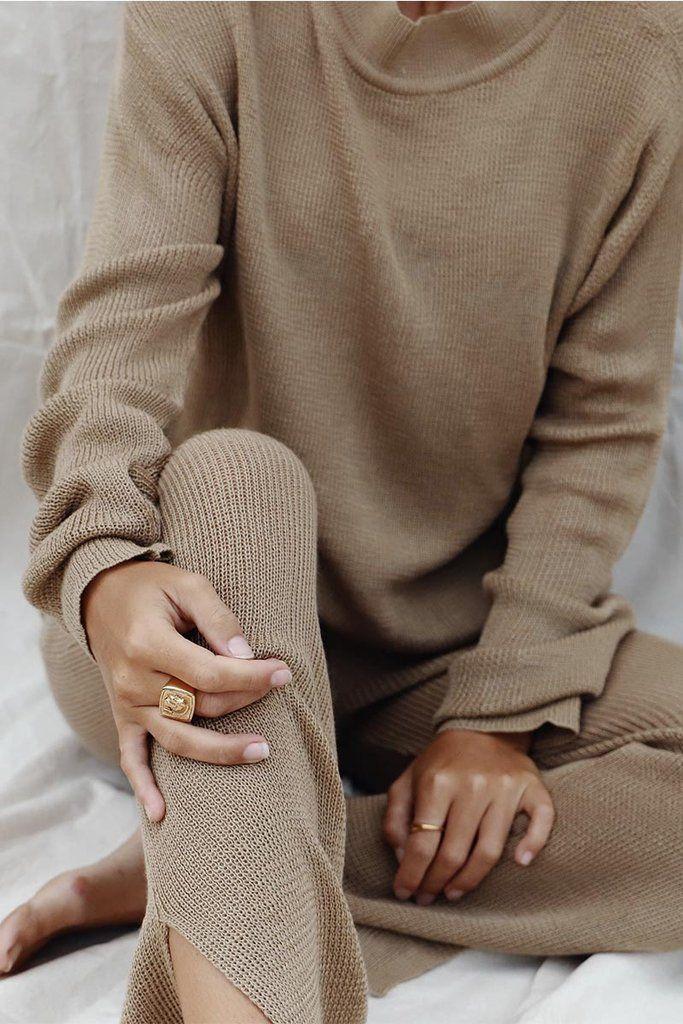 wfh style knit set