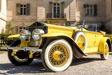robert redford rolls-royce great gatsby