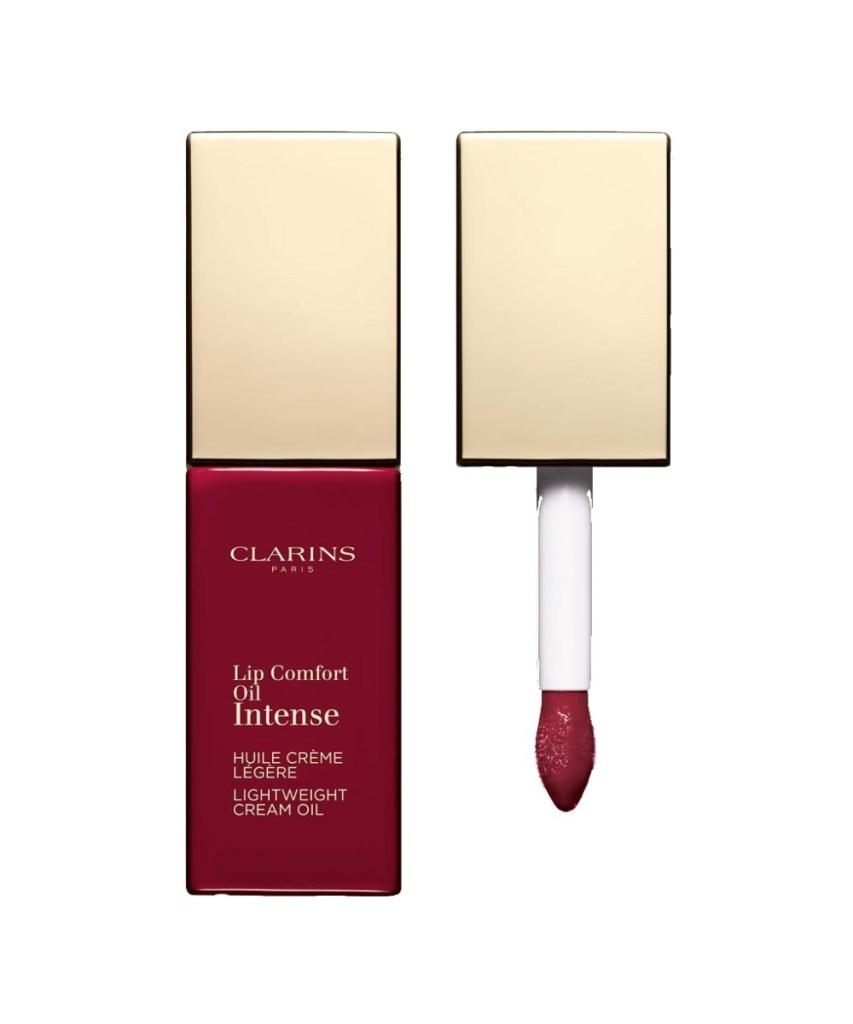 lip oil clarins intense comfort