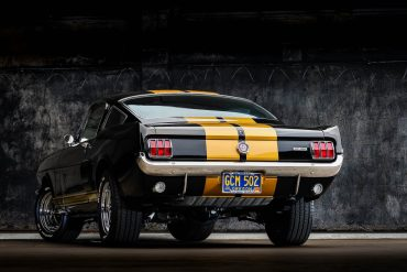 1966 Shelby Mustang GT350H --