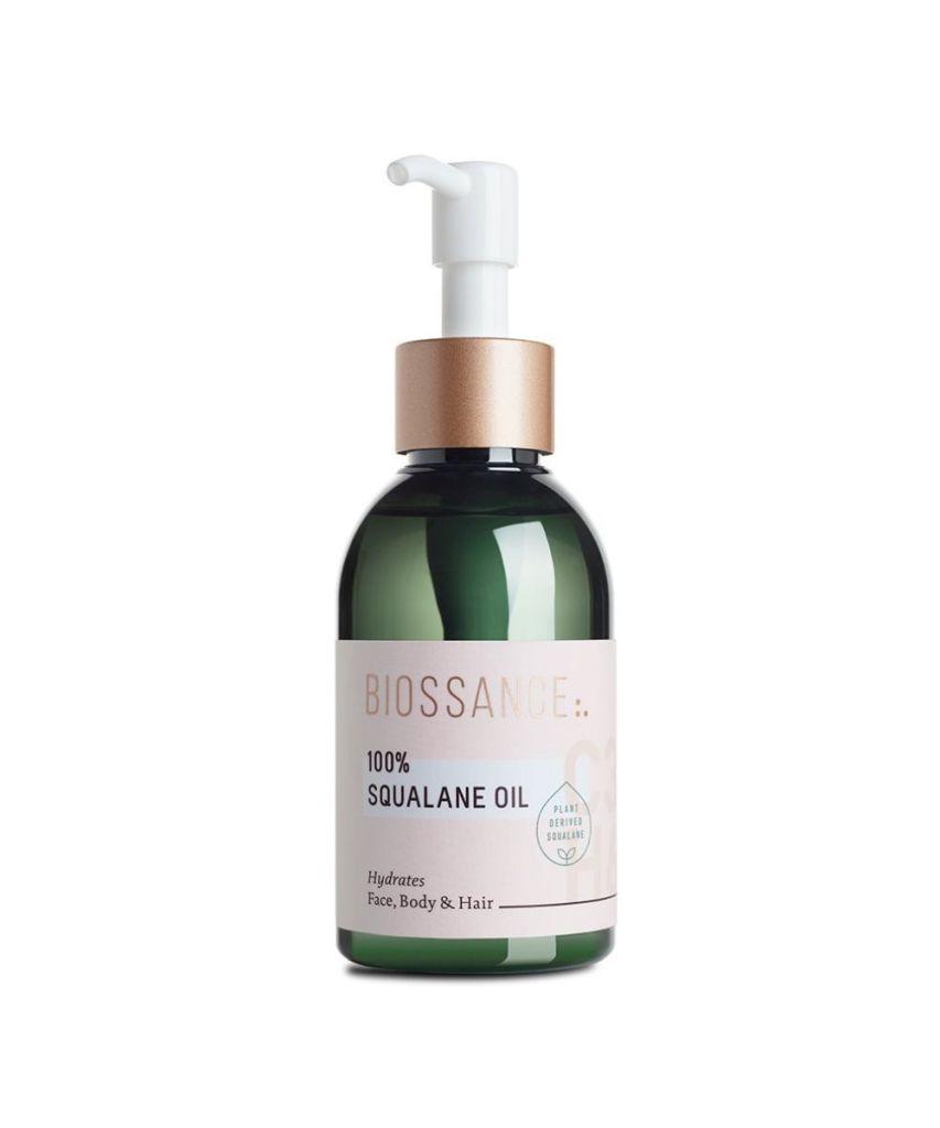 best hair oils biossance