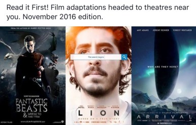 Film Adaptions