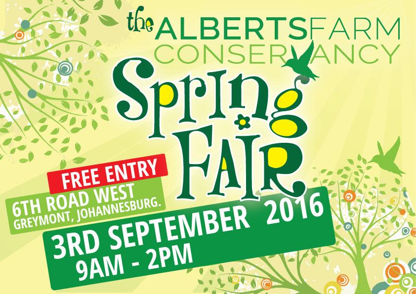 Alberts Farm Spring Fair – 3rd September 2016