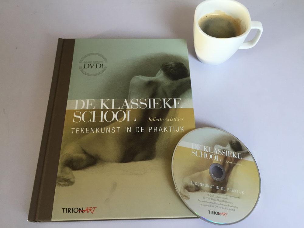 Boek review - De Klassieke School - Tekenkunst in de praktijk - Juliette Aristides