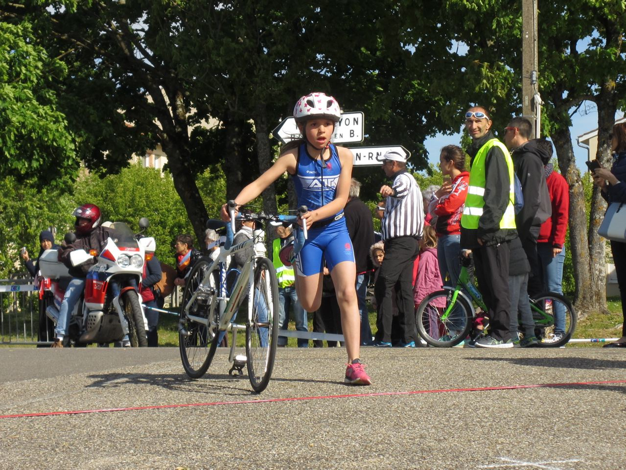triathlon 6 mei