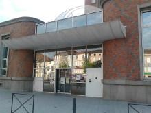 CPAM, place Lapérouse