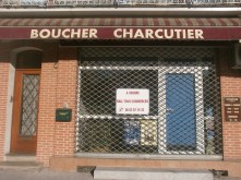 Boucherie-Charcuterie, place Lapérouse