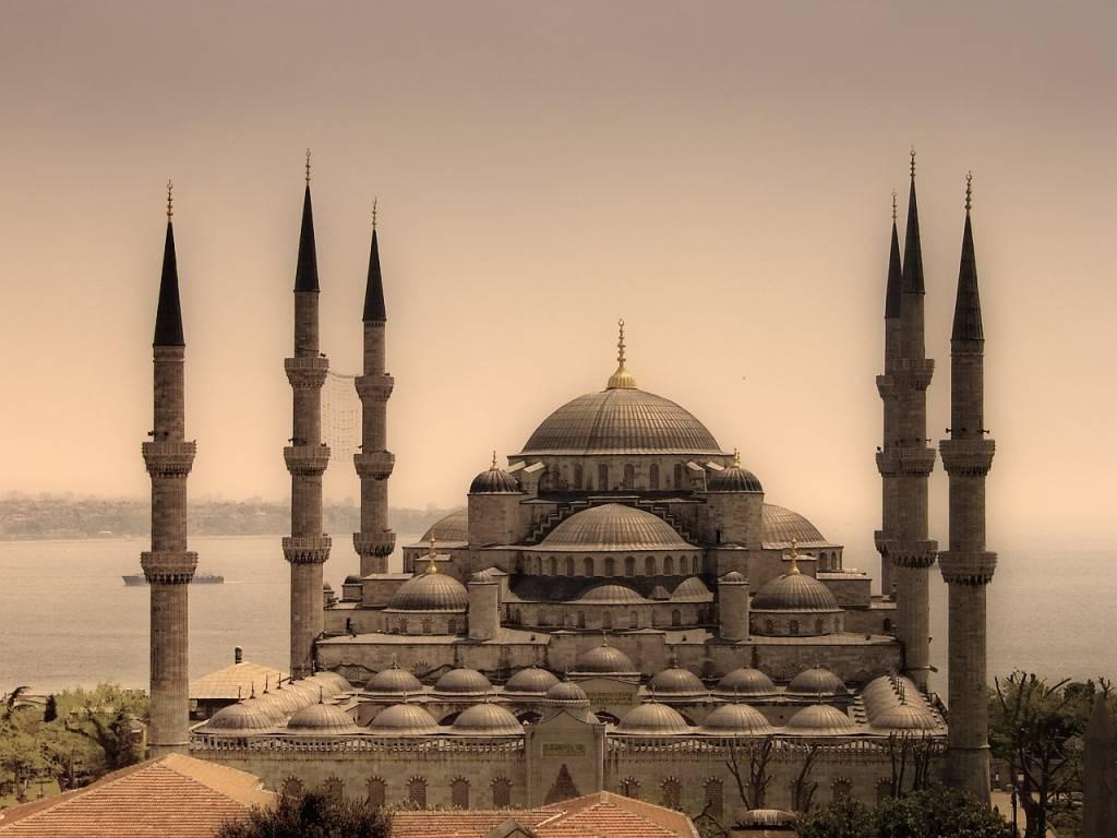 Mosquee Suleymaniye