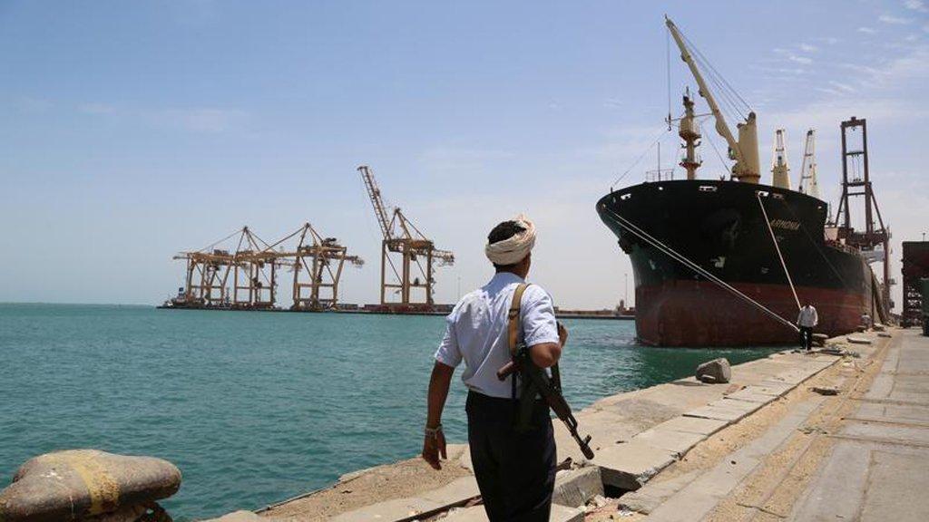 قلق أممي بشأن عرقلة الحوثيين الوصول إلى مطاحن ميناء الحديدة - صحيفة البلاد