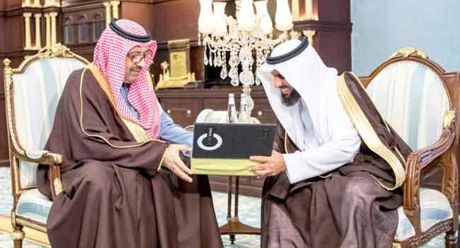 الأمير حسام يدعم رابطة الباحة الخضراء بأشجار السدر - صحيفة البلاد