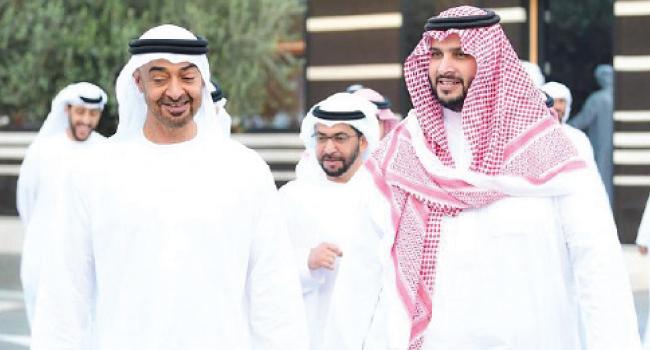 الأمير تركي بن محمد يزور الإمارات