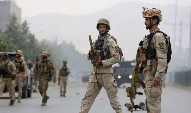مقتل 4 من طالبان واعتقال 15 آخرين في أفغانستان