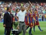 هل يعود جوارديولا إلى برشلونة؟