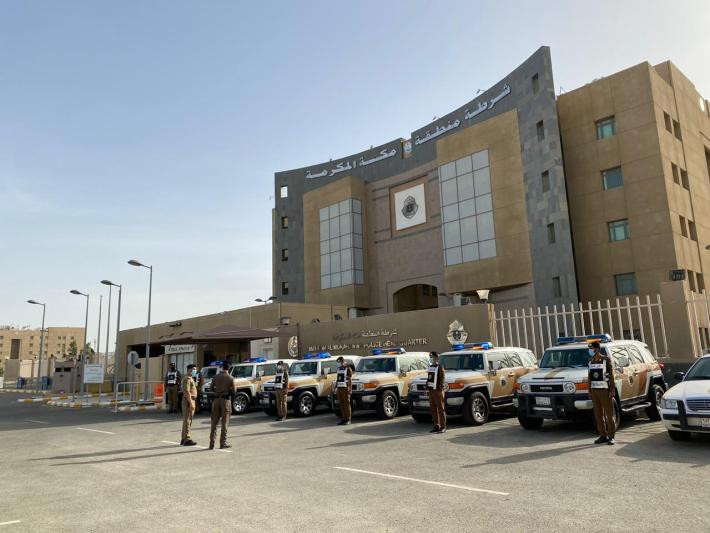 شرطة منطقة مكة تواصل جولاتها الميدانية على الأسواق الشعبية ...