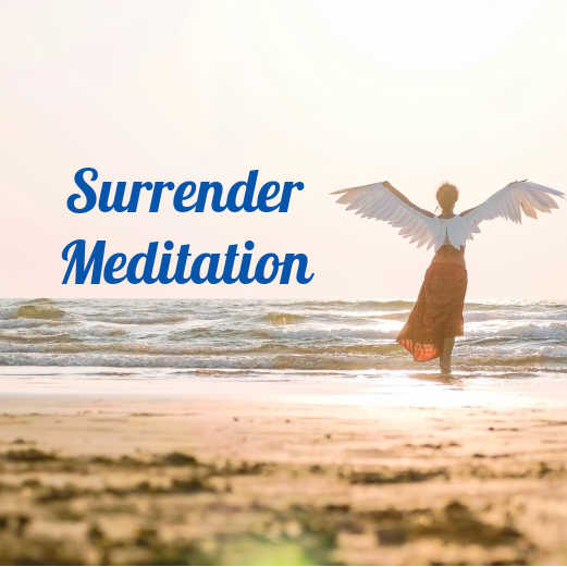 Surrender Meditation with Albina Rippy