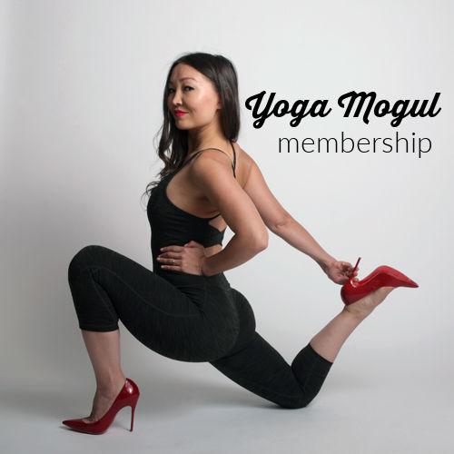 Yoga Mogul Membership
