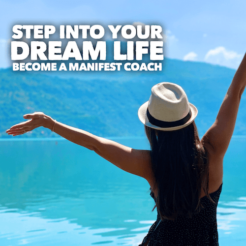 Become a manifest coach