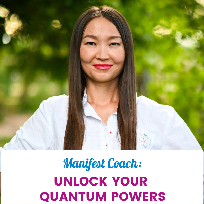 UNLOCK YOUR QUANTUM POWERS